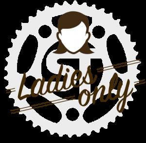 Ein Icon für Ladies Only Touren